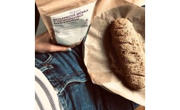 "RAW Chléb aneb ""pečeme"" za studena"