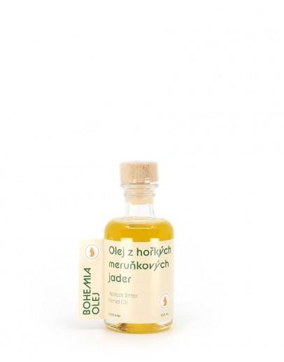 RAW Bohemia Olej z Hořkých Meruňkových Jader