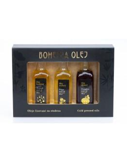 Bohemia Olej Dárkové balení