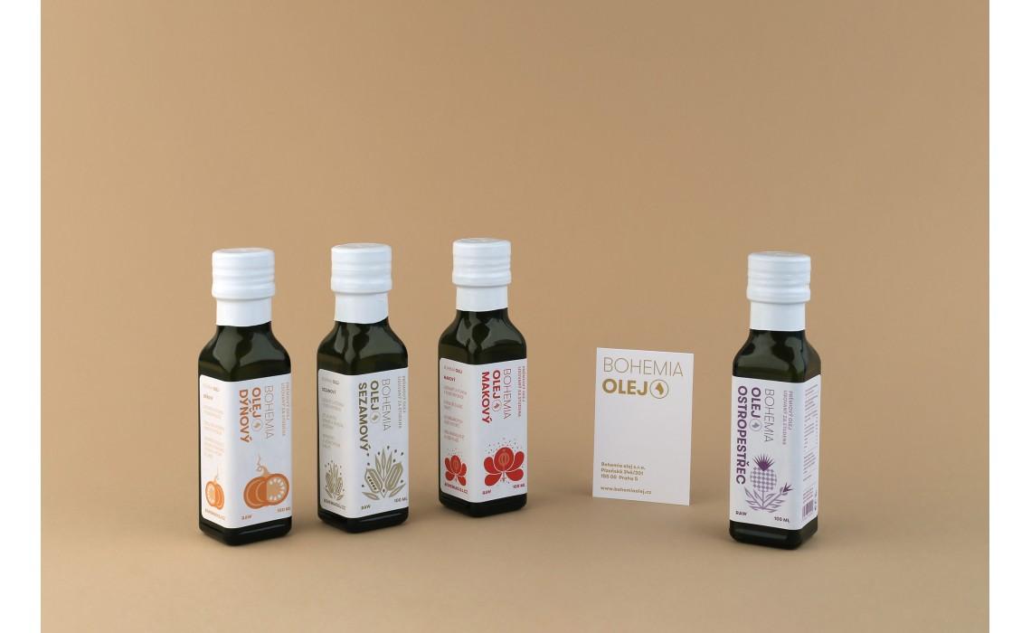 Bohemia Olej – Oleje lisované za studena přímo od výrobce – k čemu jsou dobré a co nám přináší? + první mýtus o olejích! (1)