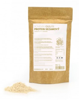 Sezamový protein 250g RAW