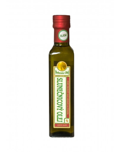 RAW Bohemia Olej Slunečnicový